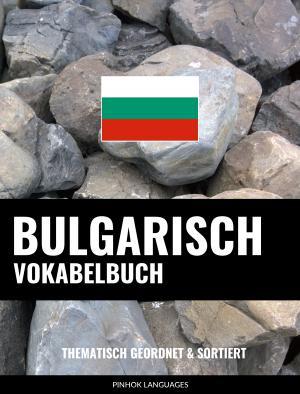 Bulgarisch Vokabelbuch