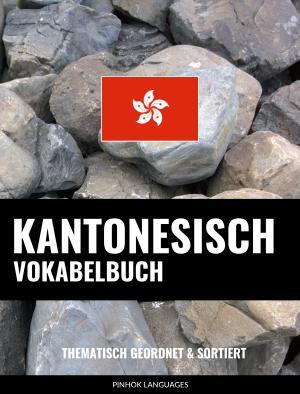 Kantonesisch Vokabelbuch