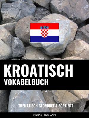 Kroatisch Vokabelbuch