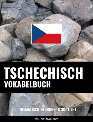 Tschechisch Vokabelbuch