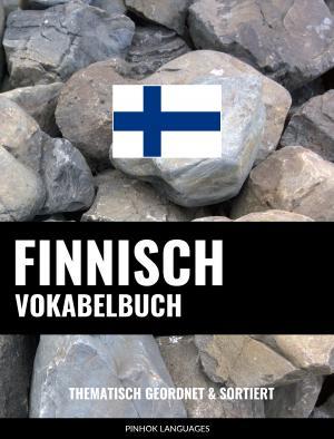 Finnisch Vokabelbuch