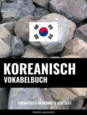 Koreanisch Vokabelbuch