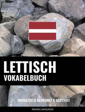 Lettisch Vokabelbuch