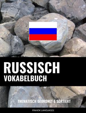 Russisch Vokabelbuch