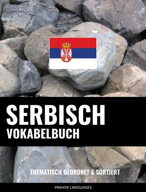 Serbisch Vokabelbuch