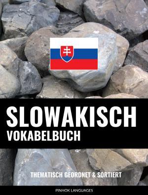 Slowakisch Vokabelbuch