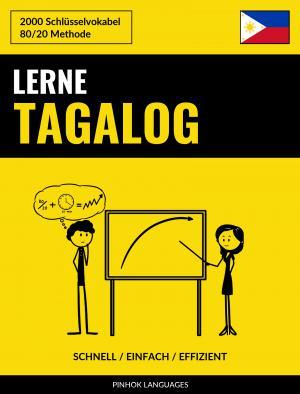 Lerne Tagalog - Schnell / Einfach / Effizient