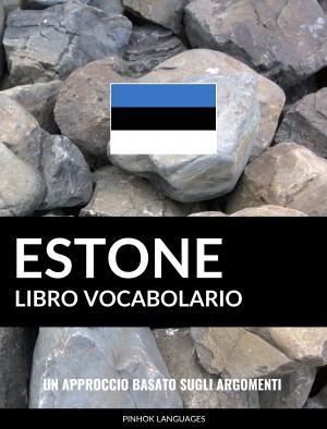 Libro Vocabolario Estone