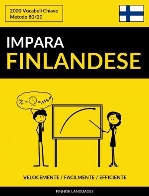 Impara il Finlandese - Velocemente / Facilmente / Efficiente
