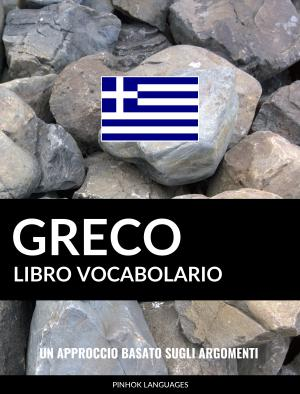 Libro Vocabolario Greco