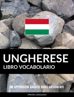 Libro Vocabolario Ungherese