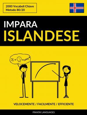 Impara l'Islandese - Velocemente / Facilmente / Efficiente