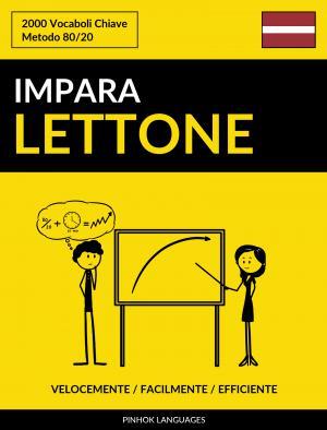 Impara il Lettone - Velocemente / Facilmente / Efficiente