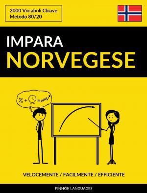 Impara il Norvegese - Velocemente / Facilmente / Efficiente