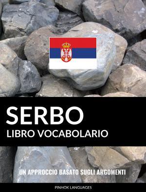 Libro Vocabolario Serbo