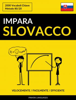 Impara lo Slovacco - Velocemente / Facilmente / Efficiente