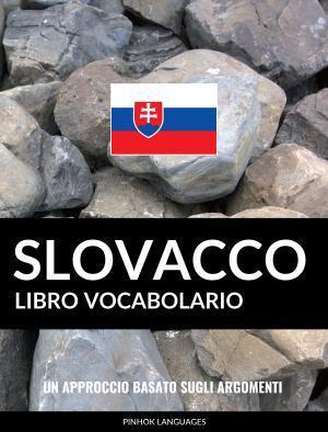 Libro Vocabolario Slovacco