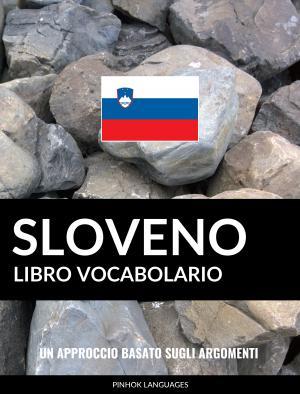 Libro Vocabolario Sloveno