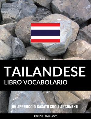 Libro Vocabolario Tailandese