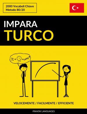 Impara il Turco - Velocemente / Facilmente / Efficiente