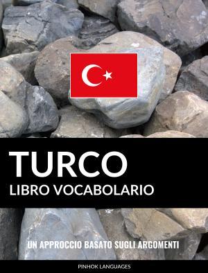Libro Vocabolario Turco
