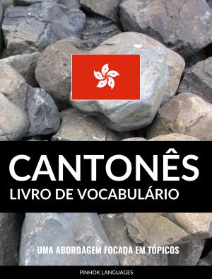 Livro de Vocabulário Cantonês