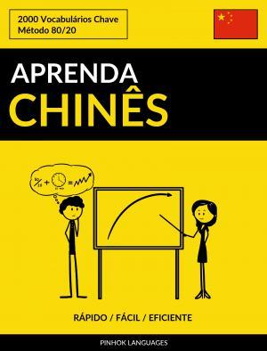 Aprenda Chinês - Rápido / Fácil / Eficiente