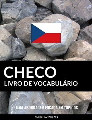 Livro de Vocabulário Checo