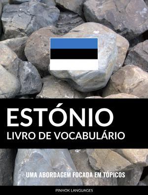 Livro de Vocabulário Estónio