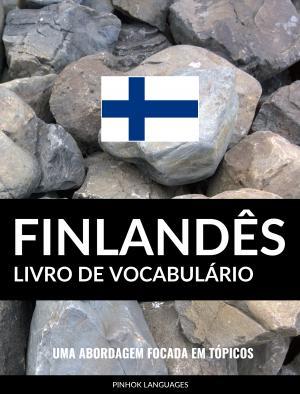 Livro de Vocabulário Finlandês
