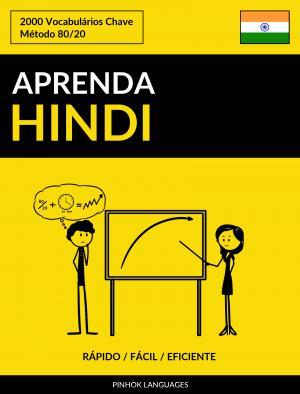 Aprenda Hindi - Rápido / Fácil / Eficiente