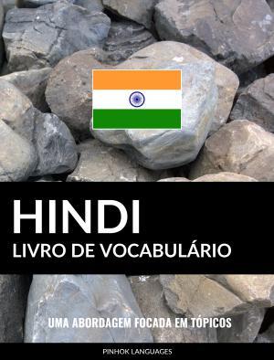 Livro de Vocabulário Hindi