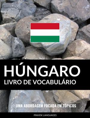 Livro de Vocabulário Húngaro