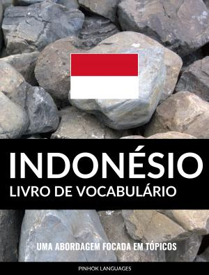 Livro de Vocabulário Indonésio
