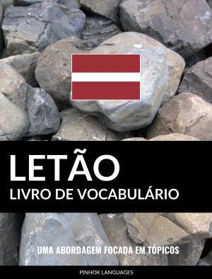 Livro de Vocabulário Letão