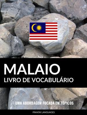 Livro de Vocabulário Malaio