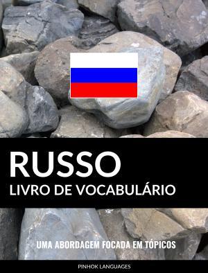 Livro de Vocabulário Russo