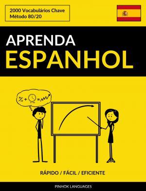 Aprenda Espanhol - Rápido / Fácil / Eficiente