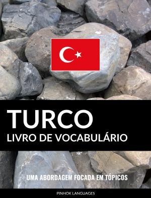 Livro de Vocabulário Turco