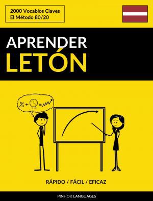 Aprender Letón - Rápido / Fácil / Eficaz