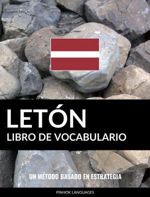 Libro de Vocabulario Letón