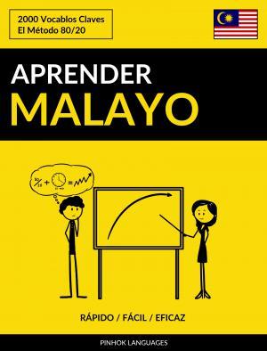 Aprender Malayo - Rápido / Fácil / Eficaz