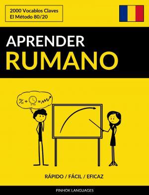 Aprender Rumano - Rápido / Fácil / Eficaz